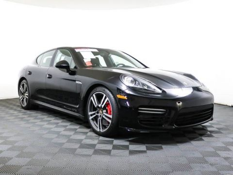 Pre-Owned 2014 Porsche Panamera GTS
