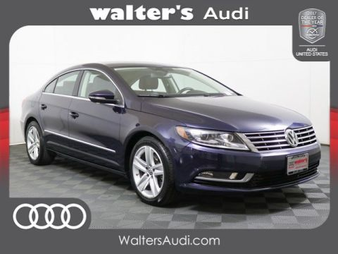 Pre-Owned 2014 Volkswagen CC